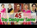 45 types of Saree with name Best Fashionable & Traditional & Designer Sare