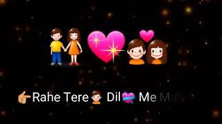 Tujhe Chaha Rab Bhi Jadaa   Whatsapp Video status