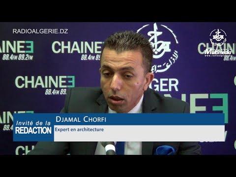 Djamel Chorfi Expert en architecture