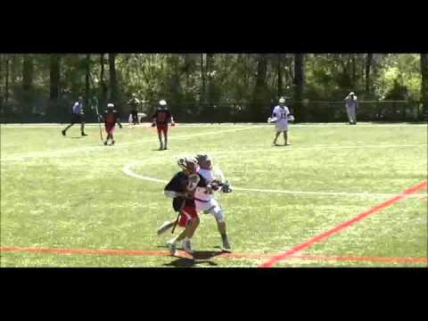 Andy Gooch Baylor School Lacrosse vs Ravenwood