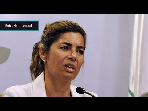 Adriana Peña: 'Estoy