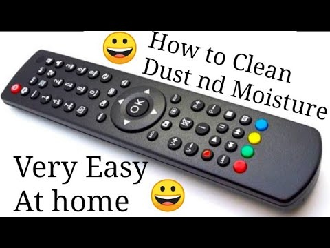 How to Fix and Clean Your Remote Control Buttons| #Reviewsbydhawaljagga