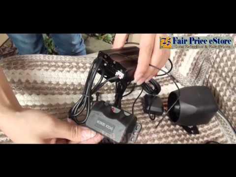 GPS Car Real Time Tracker Car Alarm