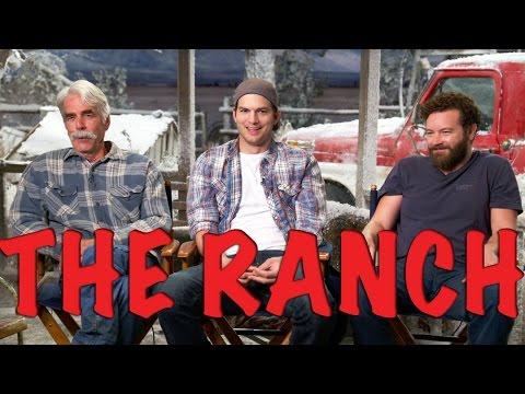 Ashton Kutcher Saddles Up for Netflix's THE RANCH