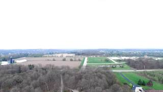 Actual Video Taken From DJI Phantom 3 Professional Drone Quadcopter
