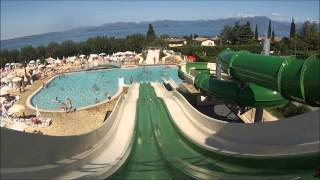 All slides Camping Lido - Lago Di Garda, Italy