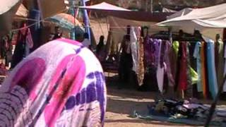 Souk in Aourir, Agadir, Morocco