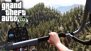 Cara Instal Mod Real Life Realistis Forest of Chiliad GTA 5