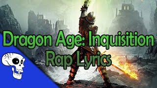 "Dragon Age: Inquisition Rap LYRIC VIDEO by JT Machinima - ""Spread Some Light"""