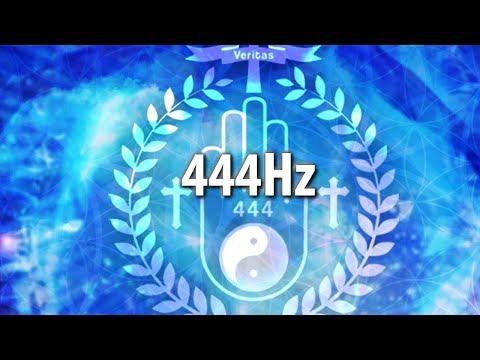 444444Hz Fifth Dimensional Vibrations Meditation