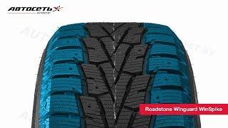 Обзор зимней шины Roadstone Winguard WinSpike ● Автосеть ●