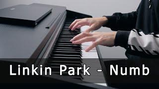 Linkin Park - Numb (Piano Cover by Riyandi Kusuma)