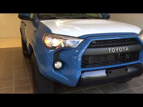 Toyota 4runner Exterior Colors