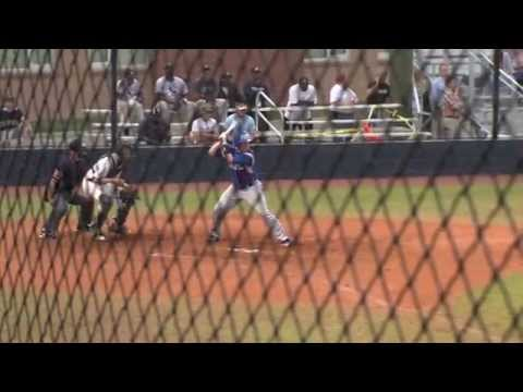 Chase Tew Baseball 2014 (Terry Sanford High School catcher..recruiting Video )