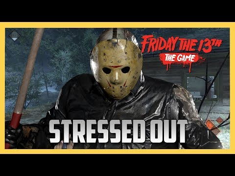 Stressed Out Jason - Friday the 13th The Game