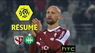 Video Gol Pertandingan Saint-Etienne vs FC Metz