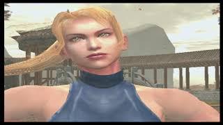 PS2でバーチャファイター4をプレイ。2P衣装の選び方が分からない。 Play Virtua Fighter 4 on PS2. I don't know how to choose 2P costumes.