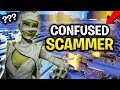 Confused Scammer Loses Rich Inventory! (Scammer Gets Scammed) Fortnite Save The World