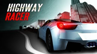 Highway Racer vs Police Cars GamePlay (HD)