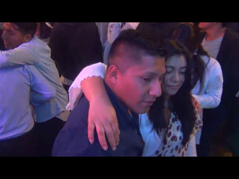 El Impacto Latino, Matrimonio de Darwin y Saida 2017
