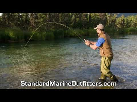 Shop Fishing Apparel From Top Brands at Standard Marine Outfitters