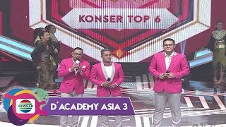 Highlight D'Academy Asia 3 - Group 2 Top 6 Result