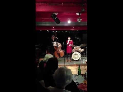 Georgia Mancio (w Julie Walkington on dbl bass) - Angel Eyes