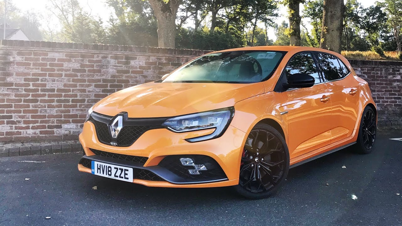 My Week With The New Renault Megane RS 280 Cup [SEENTHROUGHGLASS]