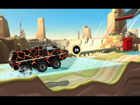 ALL CARS UNLOCKED - MMX Hill Dash 2