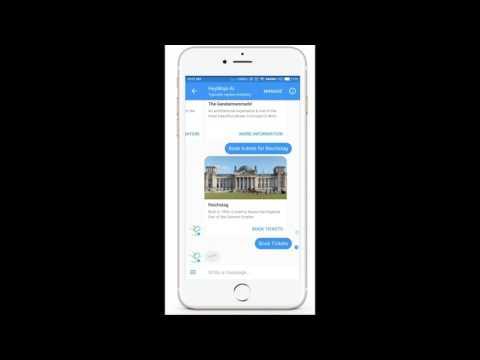 HeyMojo chatbot for Hotels