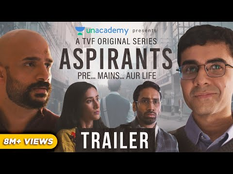 TVF's Aspirants | Official Trailer | Episode 1 Streaming Now