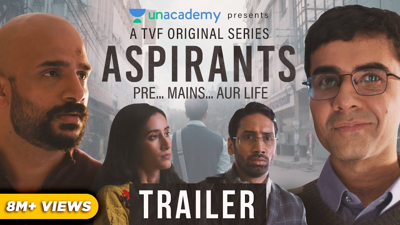 TVF's Aspirants | Official Trailer | Episode 3 Streaming Now