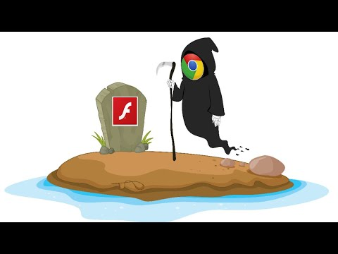 RIP Flash. Important Chrome Update To Kill Adobe's Flash. Make Sure You're Safe From That Ghost!
