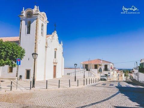 Boliqueime #Algarve #Portugal (Portogallo) Video