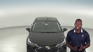183100 - New, 2018, Chevrolet Cruze, LS, Sedan, Black, Test Drive, Review, For Sale -