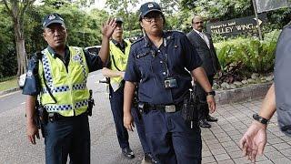 Weggestuurd door politie!! - Singapore (VLOG) #4
