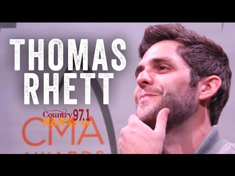 Thomas Rhett - The Crazy Gift he got his Wife Lauren