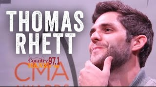 Thomas Rhett - The Crazy Gift he got his Wife Lauren
