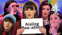 Aisling Bea Being ICONIC for 20 Minutes | Best Moments from 8 Out of 10 Cats Does Countdown & More!