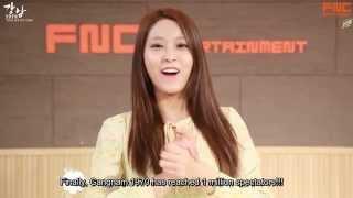 "Video [ENG SUB] AOA Kim Seolhyun ""Gangnam 1970"" 1 million spectators event download MP3, 3GP, MP4, WEBM, AVI, FLV Juli 2018"