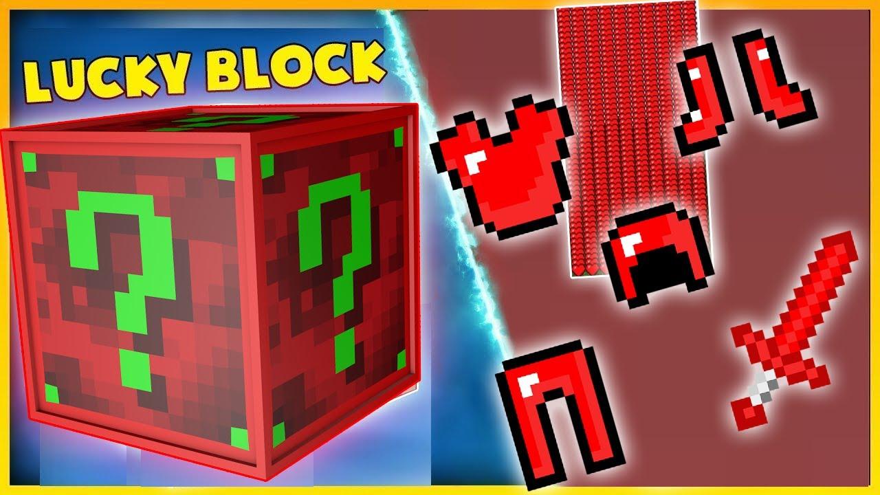 T Gaming Thử Thách Chế Tạo Siêu Lucky Block Vip ?? Bộ Áo Giáp Chấp Các Loại Vũ Khí ???
