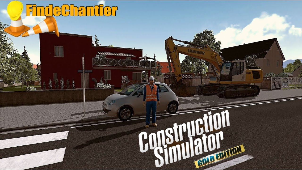 Construction simulator 2015 maison balcon fin de for Simulation construction maison 3d