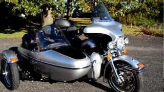 for sale 2003 100th ann harley davidson flhtcui ultra classic w ultra sidecar at east 11
