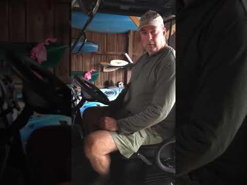 Kawasaki mule idle issues
