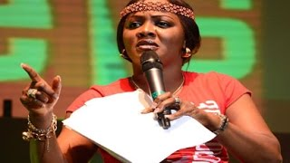 HELEN PAUL REVEALS HOW LADIES GET HUSBANDS IN CHURCH Nigerian Music  Entertainment