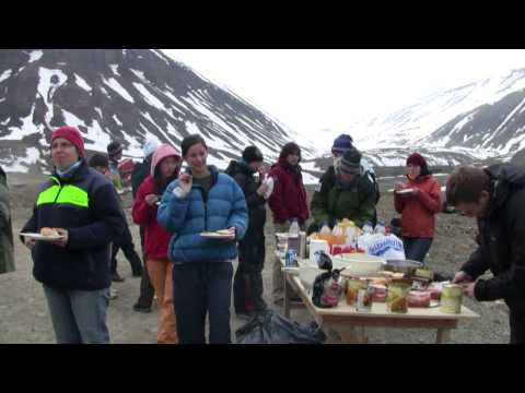 IPY Field School, Svalbard, Summer 2010