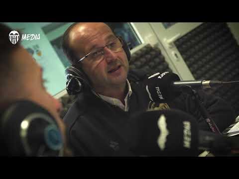 VCF MEDIA: LA RADIO DEL VALENCIA CF A OTRO NIVEL