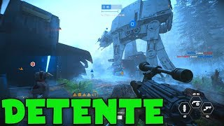 STAR WARS BATTLEFRONT 2 - LES MAPS