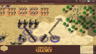 [JUGANDO] FIELD OF GLORY #04│Storm of Arrows│Maulet vs Ivanhl│Turnos 03-04