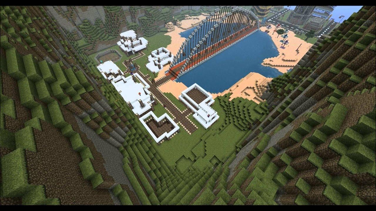 Modern Architecture Minecraft minecraft timelapse modern architecture buildersus - youtube